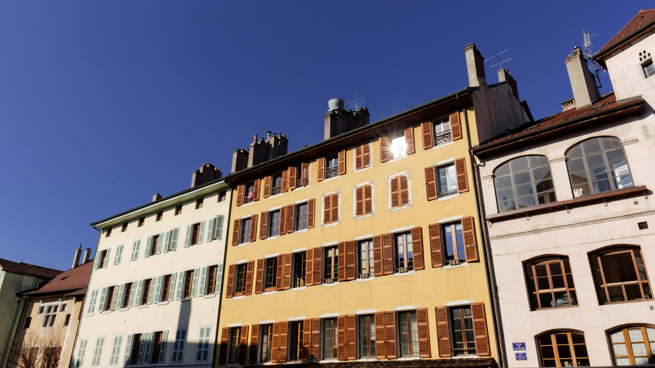 Annecy colorée